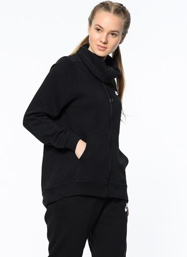 Fermuarlı Polar Sweatshirt-Nike